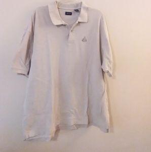 IZOD men's  short sleeve polo shirt size XXL